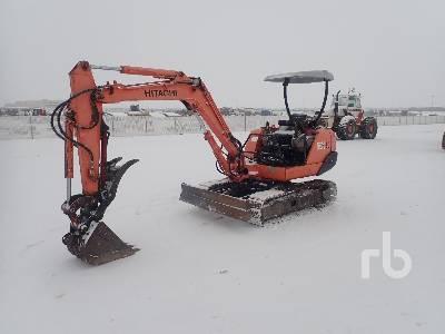 HITACHI EX30 Mini Excavator (1 - 4.9 Tons)