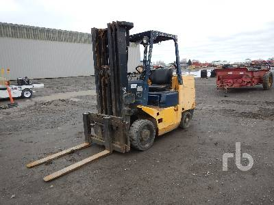 TCM FCG36N5 8000 Lb Forklift