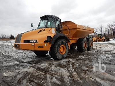 2008 CASE 340B 6x6 Articulated Dump Truck