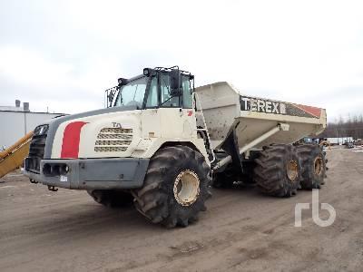 2003 TEREX TA30 6x6 Articulated Dump Truck
