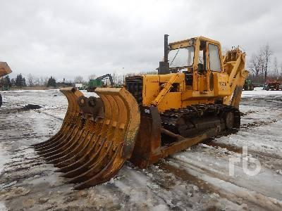 1989 JOHN DEERE 750B Crawler Tractor