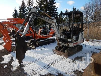 1997 BOBCAT 320 Mini Excavator (1 - 4.9 Tons)