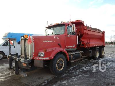 Plow Trucks For Sale >> Western Star Snow Plow Trucks For Sale Truckplanet
