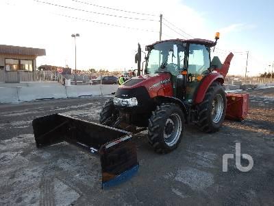 2013 CASE IH FARMALL 75C MFWD Tractor