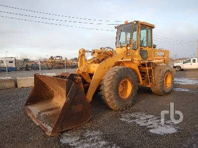 1983 JOHN DEERE 544 Wheel Loader