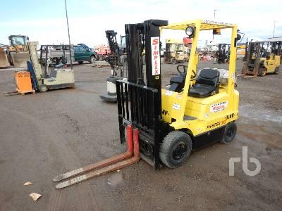 2005 HYSTER H30XM 2050 Lb Forklift