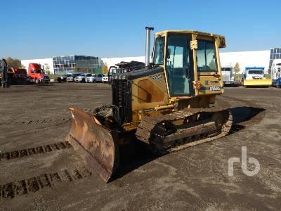 2001 JOHN DEERE 550H LT Crawler Tractor