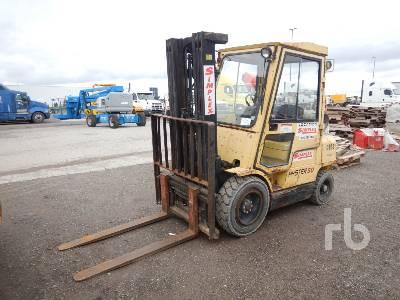 HYSTER H50XM 5000 Lb Forklift