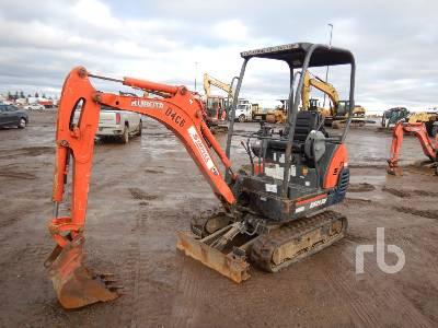 2012 KUBOTA KX41-3S Mini Excavator (1 - 4.9 Tons)