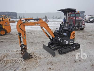 Unused 2018 CASE CX17C Mini Excavator (1 - 4.9 Tons)