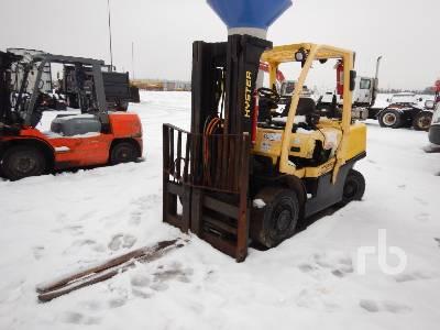 2008 HYSTER H90FT 8250 Lb Forklift