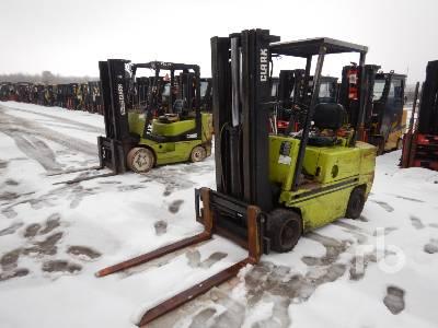 CLARK C500 6000 Lb Forklift