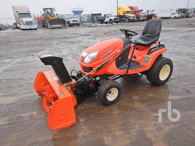 KUBOTA GR2110 2WD Tractor