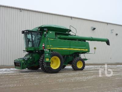 2010 JOHN DEERE 9870STS Combine