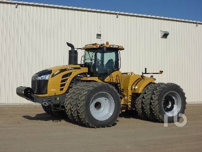 2019 CHALLENGER MT975E 4WD Tractor
