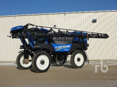 2016 NEW HOLLAND SP.400F 135 Ft High Clearance Sprayer
