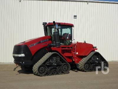 2012 CASE IH 450 Quadtrac Track Tractor