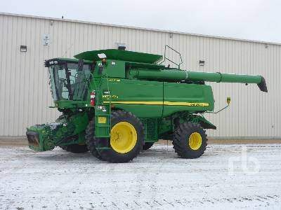 2011 JOHN DEERE 9870STS Combine