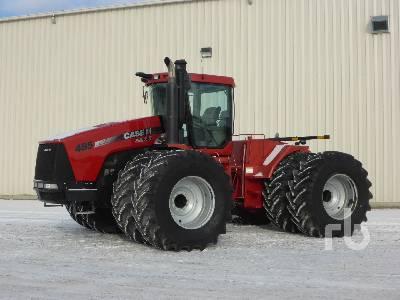 2011 CASE IH STEIGER 485 4WD Tractor