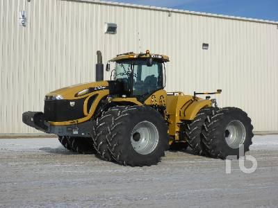 2014 CHALLENGER MT965C 4WD Tractor