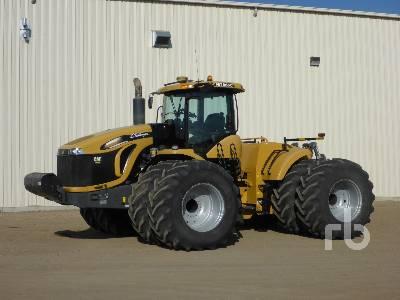 2013 CHALLENGER MT965C 4WD Tractor