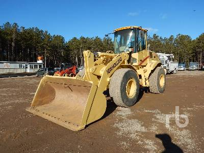 2004 NEW HOLLAND W170B Wheel Loader