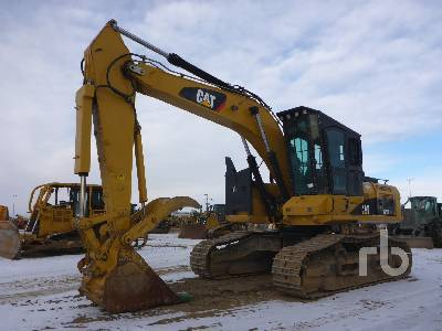 2012 CATERPILLAR 325DFMGF Road Builder Hydraulic Excavator