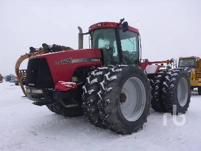 2001 CASE IH STX325 4WD Tractor