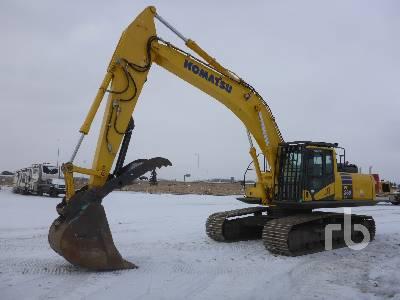 2013 KOMATSU PC360LC-10 Hydraulic Excavator