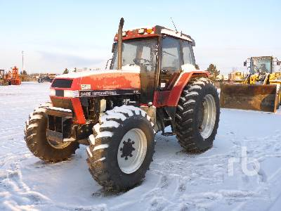 1990 CASE IH 5140 MFWD Tractor