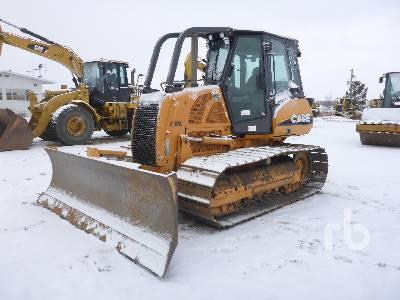 2008 CASE 850L Crawler Tractor