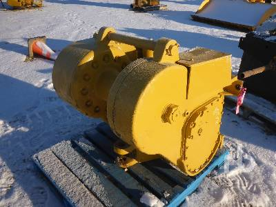 Crawler Tractor Winch