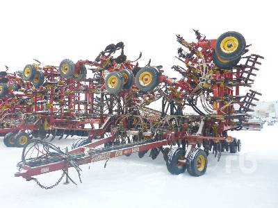 2007 BOURGAULT 5710 54 Ft Air Drill