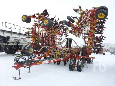 2006 BOURGAULT 5710 Series II 59 Ft Air Drill