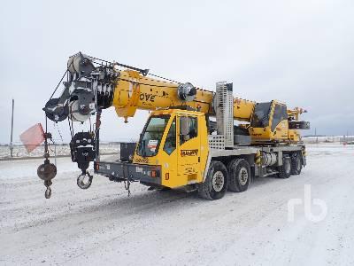 2013 GROVE TMS9000E 110 Ton 8x4x4 Hydraulic Truck Crane