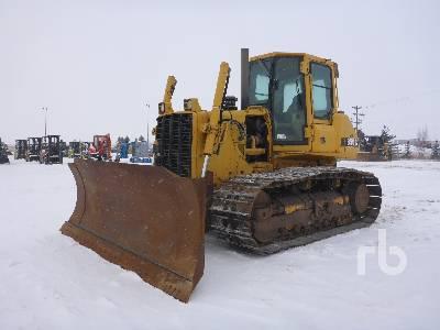 1998 JOHN DEERE 850C WT Crawler Tractor