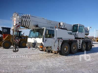 2004 LIEBHERR LTM1080/1 80 Ton 8x8x8 All Terrain Crane