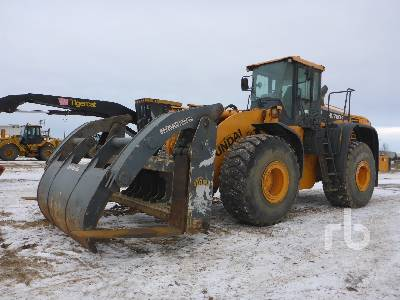 2012 HYUNDAI HL780-9 Wheel Loader