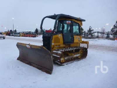 2013 JOHN DEERE 650J LGP Crawler Tractor