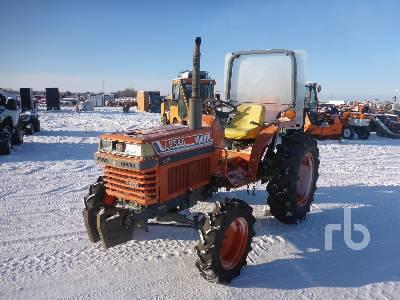 1985 KUBOTA L2550D 4WD Utility Tractor