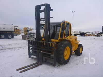 2011 SELLICK S80 Rough Terrain Forklift