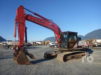 2008 LINK-BELT 210X2 Hydraulic Excavator