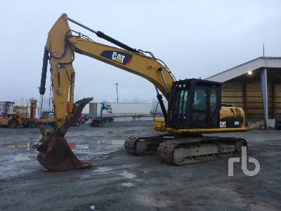 2011 CATERPILLAR 320DL Hydraulic Excavator