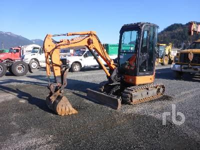 2007 HITACHI ZX27UNA-2 Mini Excavator (1 - 4.9 Tons)