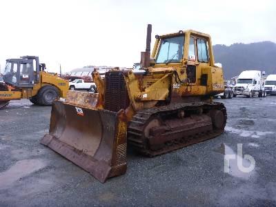 1981 JOHN DEERE 855 Crawler Tractor