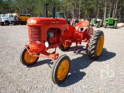 Antique Tractor For Sale | IronPlanet