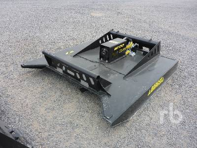 Used Skid Steer Brush Cutter For Sale