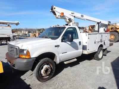 Ford Bucket Trucks For Sale | IronPlanet
