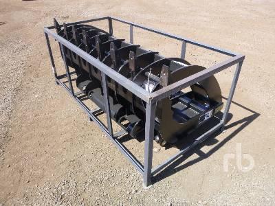 TMG Skid-Steer Root Rake For Sale | IronPlanet