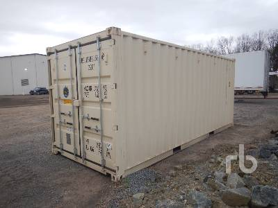 2018 CHINA EASTERN 20 Ft Shipping Container   Ritchie Bros